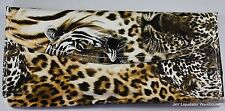Women's Wallet Organizer Clutch Wallet Flat! New!