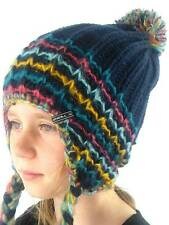 O'Neill Beanie Girls Peruvian blue knitted cord