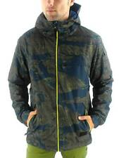 O ' Neill Ski Jacket Snowboard Jacket Area 52 Brown Patterned 10k Thinsulate