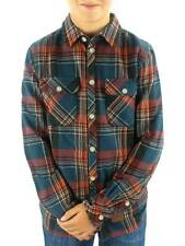 O'Neill Checkered shirt Flannel shirt Violater Flannel red Breast pocket Collar