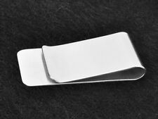 High Quality Slim Money Clip Credit Card Holder Wallet New Stainless Steel CA