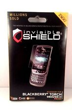 ZAGG - InvisibleSHIELD for BlackBerry Torch 9800/9810