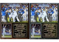 Kansas City Royals 2015 World Series Champions Photo Plaque Salvador Perez MVP
