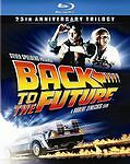 Back to the Future: 25th Anniversary Trilogy (Blu-ray Disc, 2010, 6-Disc Set,...