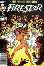 Firestar #3 (May 1986, Marvel)