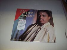 LP  GLENN JONES  GLENN JONES  **SHRINKWRAP**  **NM VINYL**   10