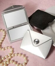 Compact Mirror - Trendy Purse Shape Stylish Mirror Compact with Gift Bag Choice