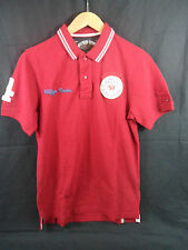 HILFIGER DENIM MENS POLO T-shirt  NYC Bronx nationals new with tags SIZE S,M