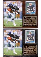 Tony Dorsett #33 Dallas Cowboys Legend NFL Hall of Fame Photo Card Plaque