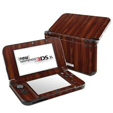 Dark Rosewood Printed Skin Kit For 2DS, 3DS, 3DS XL Vinyl Sticker Decal Cover