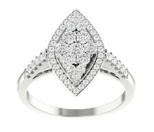 Unique Solitaire Ring Engagement Band SI1/G Round 1.20TCW Diamond 14k Solid Gold