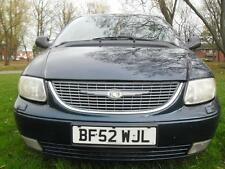 2002 52 CHRYSLER GRAND VOYAGER 2.5 CRD LIMITED 5D 141 BHP DIESEL