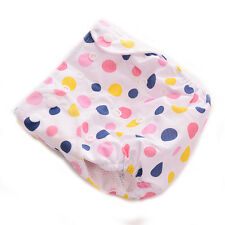 Nice Kids Infant Reusable Washable Baby Cloth Diapers Nappy Cover Adjustable OZ