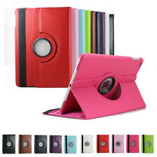 Smart Cover for iPad Mini 1 2 3 4 Gen 360 Rotating Case Swivel Leather Protector