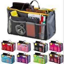 Makeup Cosmetic Bag Travel Case Toiletry Beauty Organizer Zipper Holder Handbags