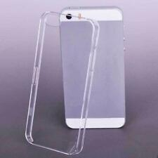 1x Ultra Slim Clear Crystal Snap On Hard Case Cover Skin For Iphone 4G 4S 5G 5S