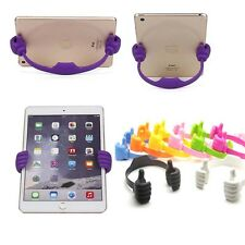Creative Thumb Phone Desktop Holder Stand For ipad tablet e-reader EbooK mp4