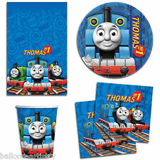 Thomas The Tank Engine Party Birthday FRIENDS Plates Napkins Tableware Listing