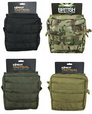 Army Combat Military Travel Utility Surplus Molle Webbing Belt Pouch Bag New