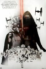 Star Wars Episode VII The Force Awakens Empire Montage Poster 61x91.5cm