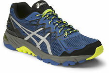 Asics Gel Fuji Trabuco 4 Mens Trail Runners (D) (4293) + FREE AUS DELIVERY