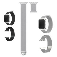 Milanese Loop Magnetic Stainless Steel Watch Strap Band for Apple iWatch US SHIP