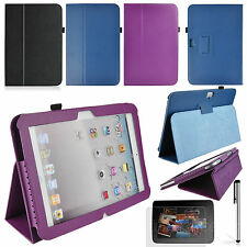 "Folding Leather Folio Stand Magnetic Case Cover For ASUS Google Nexus 10"" Tablet"