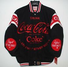 COCA COLA COKE Bottle NEW Embroidered cotton twill Jacket JH Design New all Size