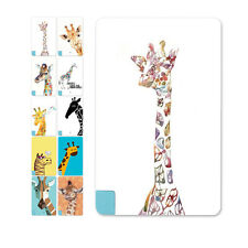 Cute Giraffe 2500mah Credit Card Power Bank Charger For IPhone Samsung HTC