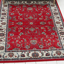 Rugs Area Rugs Carpet Flooring Persian Area Rug Red Oriental Traditional Carpet