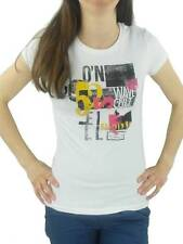 Oneill T - Shirt Tee Top Size  152 Anika white Logo fitted NEW