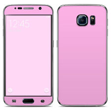 NEW Pink Vinyl Skin Kit Decal Sticker Cover For Galaxy S 1 2 3 4 5 6 Edge Plus