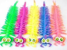 Stretchy Caterpillar ADHD ASD SEN Training Learning Fidget Stress Party Toy