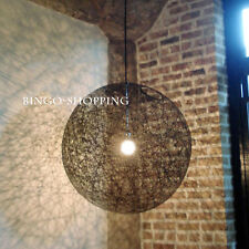 Fashion Simple Creative Modern Ball Pendant Light  Hanging Lamp/Droplight Black