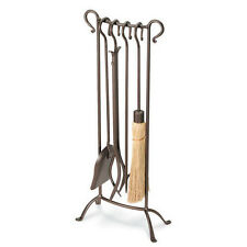 Pilgrim Hearth Bowed 5 Piece Fireplace Tool Set