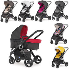 Chicco Urban PLUS CROSSOVER Convertible Stroller BLACK Chassis inkl Color Kit