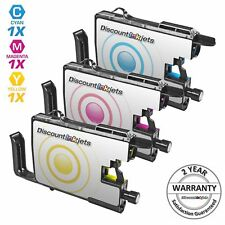 3pk LC75 HY Print Ink Cartridge for Brother MFC-J6510DW