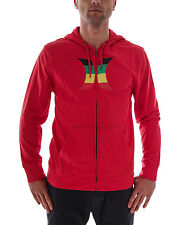 Hurley Hoody Jacket Icon Ragland red Zip Up Hoodie