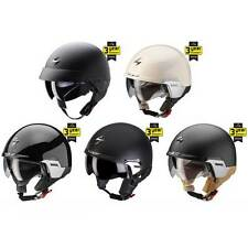 Scorpion EXO 100 EXO100 Jet Open Face Motorcycle Scooter Helmet | All Colours