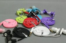 3.5mm Earphone Headset Headphone for Mobile Phone iPhone MP3 MP4 Tablet PC QFZ