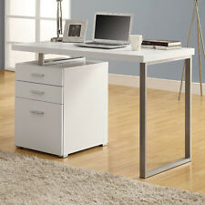 Modern Computer Desk Home Office PC Furniture Student Writing Table Workstation