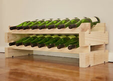 Vinotemp 16 Bottle Tabletop Wine Rack