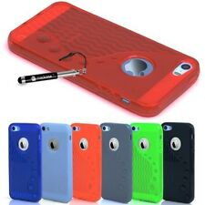 Waves & Dots S Line Design Silicone Gel Rubber Fitted case for Apple iPhone 5 5s