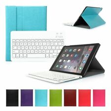 """Detachable ABS Bluetooth 3.0 Keyboard Case Cover for iPad 6 iPad Air2 2014 9.7"""""""