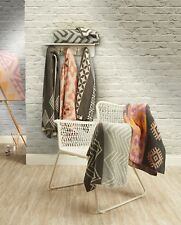 Fab Habitat Metro Symphony Cotton Throw