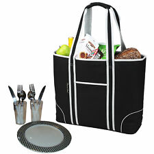 Picnic At Ascot Insulated Picnic Tote for Two