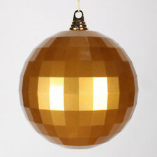 Vickerman Candy Mirror Ball Ornament