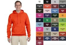 JERZEES Mens NuBlend Hooded Sweatshirt Fleece Pullover Hoodie S-3XL 996