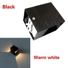 3W LED Square Indoor Wall Sconce Light Hall Porch Walkway Wall Fixture Lamp New