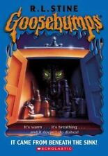 Goosebumps: It Came from Beneath the Sink!